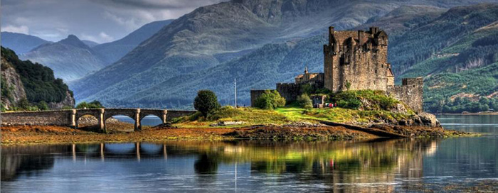 Harry Potter Fall Wallpaper Scotland Has Been Named The Most Beautiful Country In The