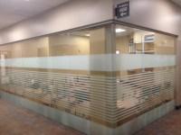 Sunray Decorative Design Window Film - UH Euclid Health ...