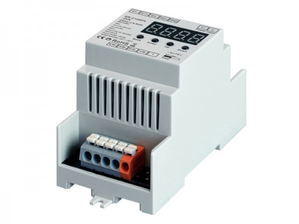 Constant Voltage Din Rail Mounted 4 Channels DMX  RDM LED
