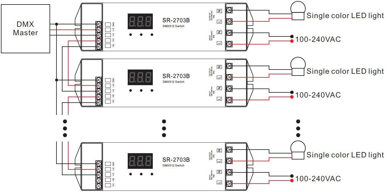 digital ballast wiring diagram