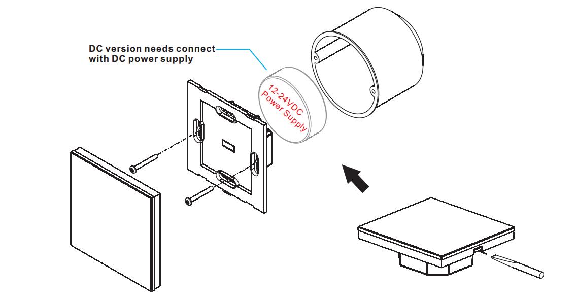 wiring diagram further dmx led controller wiring diagram on dmx