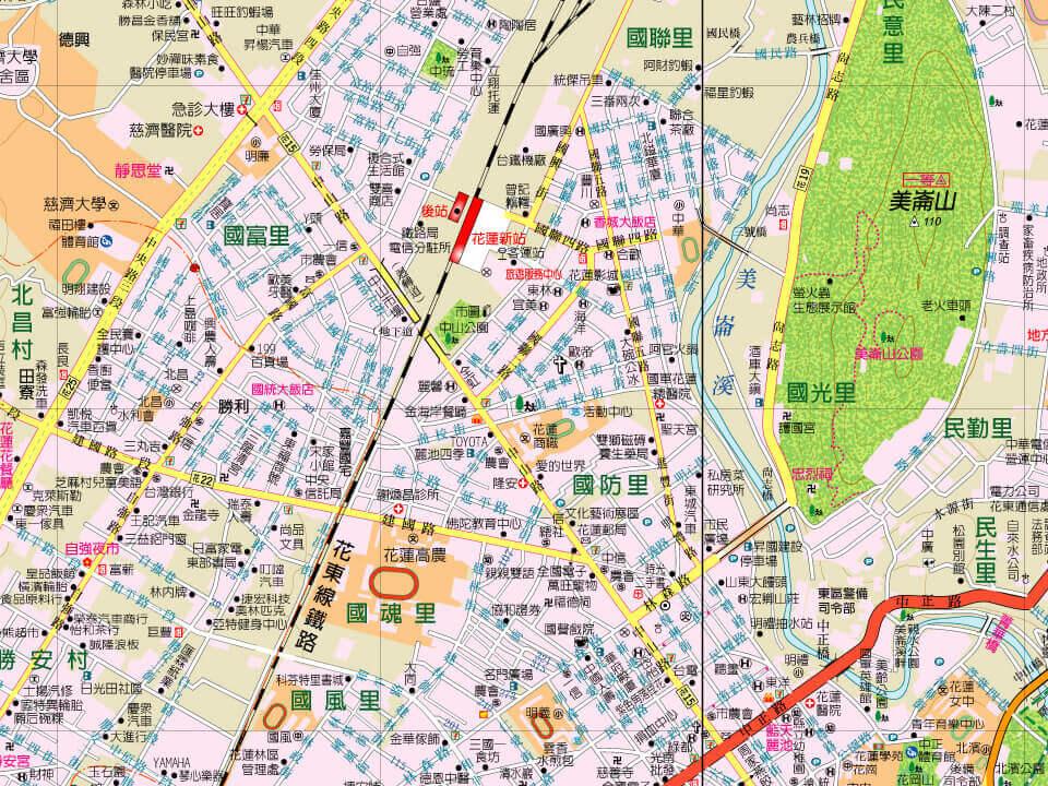 全臺灣道路地圖:一本冊臺灣頭尾走透透 - 上河文化