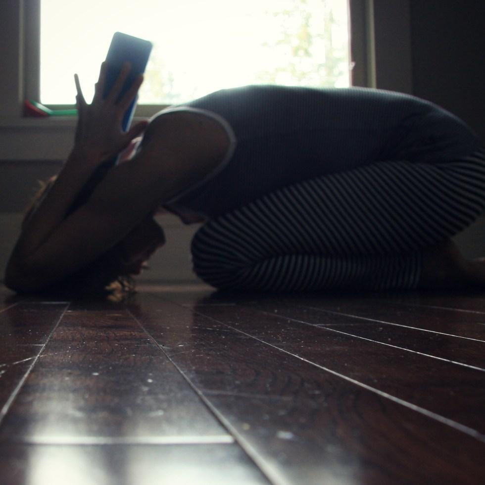 Samadhi Rush// Kelly Sunrose Yoga// Bhaktasana