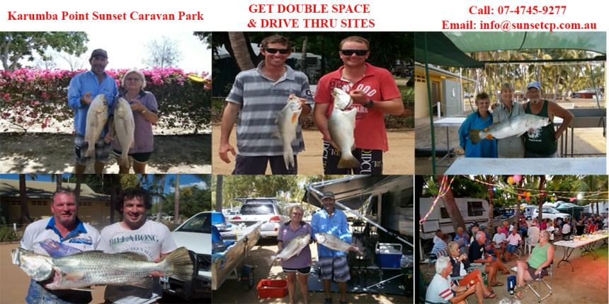 get-double-space-karumba-point-sunset-caravan-park