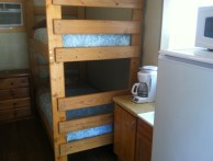 Cabin 29 Bed