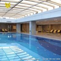 Retractable Swimming Pool Enclosures - Patio Enclosure ...