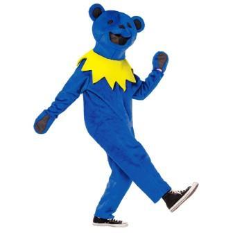 Phish Hd Wallpaper Grateful Dead Blue Bear Costume Sunshine Daydream