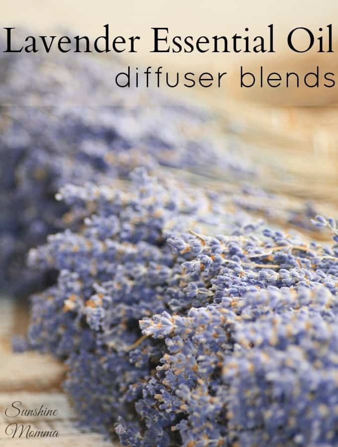 Lavender Essential Oil Diffuser Blends