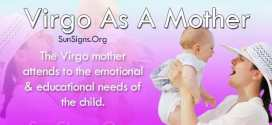 Virgo As A Mother Personality Traits