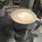 Världens första fettkaffe tillverkad på Espresso House i Mall of Scandinavia, Solna