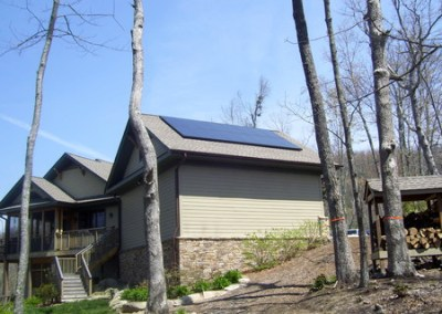 Grid Tied PV Electric System
