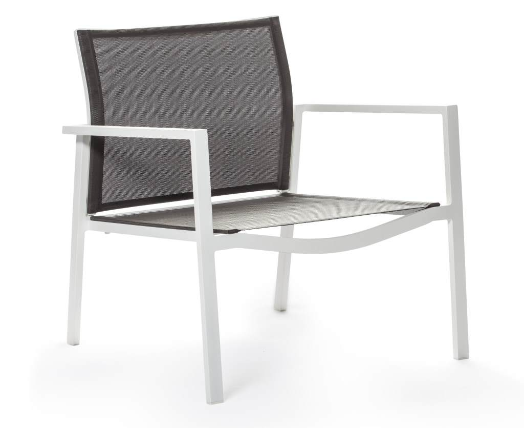 Sunweave Square Low Chair