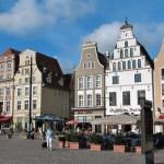 Rostock_Giebelhäuser_Markt