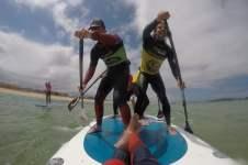 SUPING DAYS AT ESCUELA CANTABRA DE SURF
