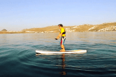 How to SUP Sam Ross Standing