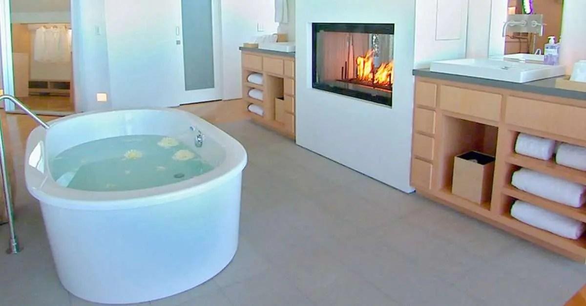 14 magnifiques salles de bain rénovées - Super Déco