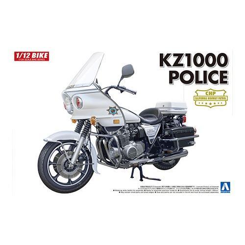 Kawasaki KZ1000 Police Aoshima 05459