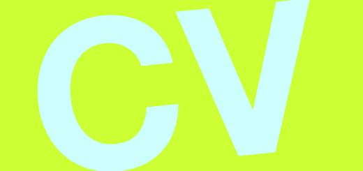 verbes dans les cv en anglais