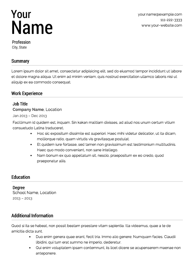 how to make a resume more attractive resumes and cover letters vaughn resume star method skylogic star format resume