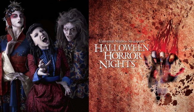 Universal Studios Singapore Halloween Horror Nights 3