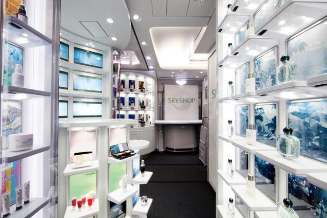 Korean Air A380_Duty_Free_Showcase