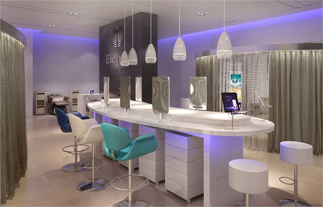 British Airways Travel Spa