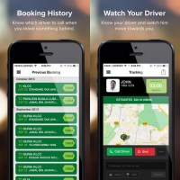 GrabTaxi App - Get You A Cab In Minutes During Peak Hours