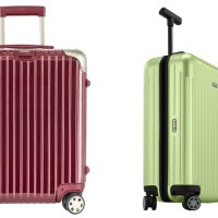 RIMOWA Adds New Colours To Luggage
