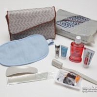 The New Air France Business Class Amenity Kits