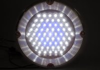 "7"" Round LED Dome Light Fixture"