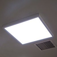 LED Panel Light Ceiling Frame Kit | Panel Light ...