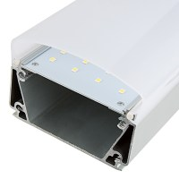 50W Linear LED Light Fixture - Industrial LED Light - 4 ...