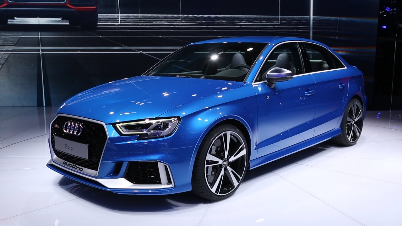 Audi Rs3 Wallpaper Hd 2018 Audi Rs3 Is Coming To The Usa Supercar Report