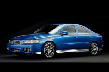 2000 Volvo S60 PCC Concept