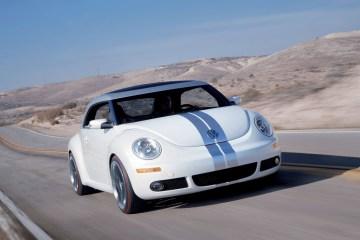 2005 Volkswagen Beetle Ragster Concept