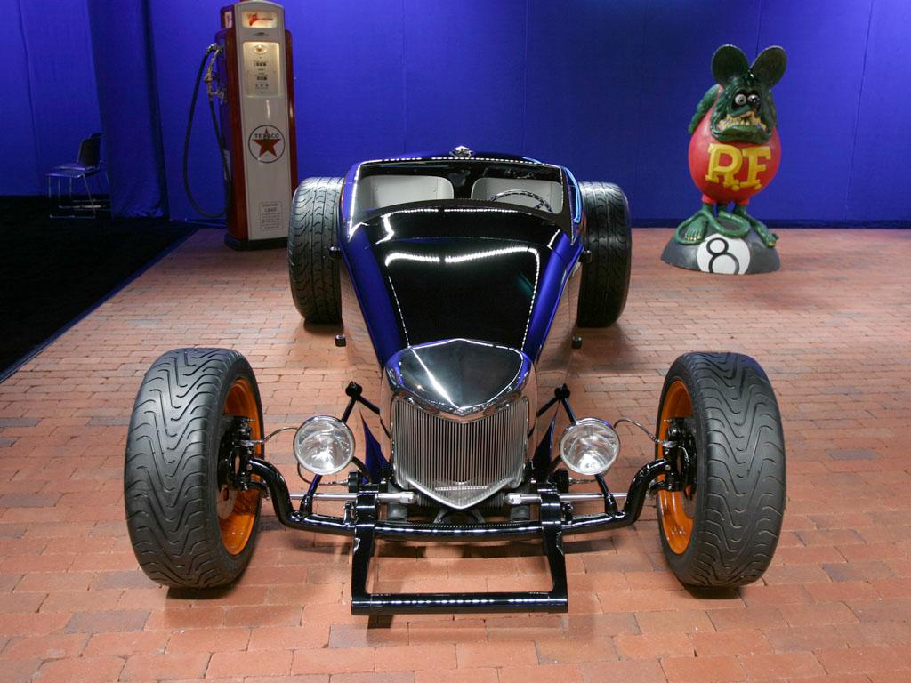 2005 Webb Wedge Roadster