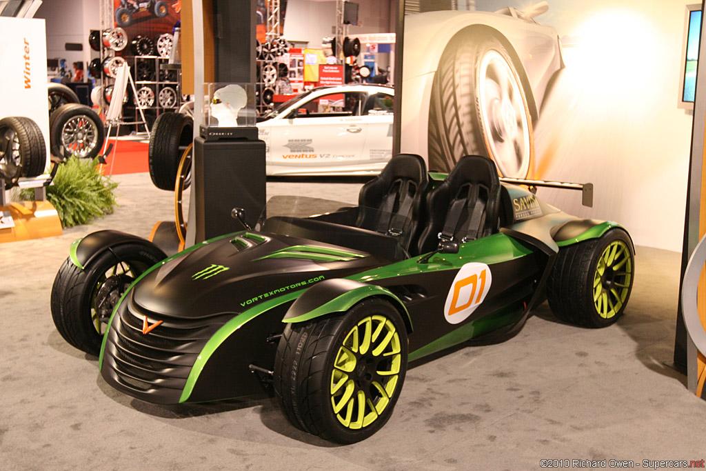2010 Vortex F1