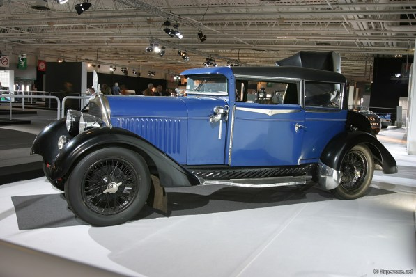 1927→1932 Voisin C14
