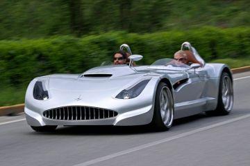 2001 Veritas RS3 Concept