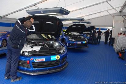2005 Volkswagen Race-Touareg