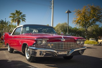 1960 Imperial Crown Convertible Coupe