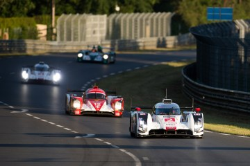 CAR #2 LMP1 (WEC) AUDI SPORT TEAM JOEST DURING THE QUALIFYING 2 - 24 HEURES DU MANS 2014