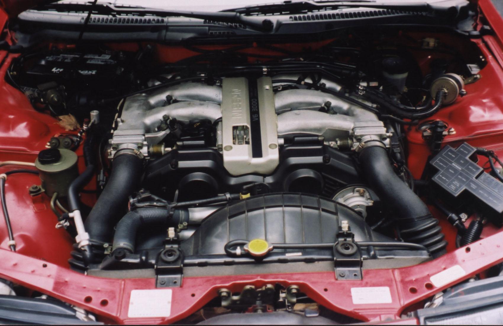 1990 nissan 300zx engine diagram