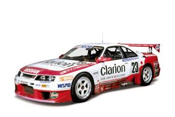 1996 NISMO Skyline GT-R LM