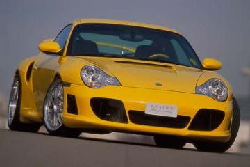 2002 Gemballa 911 GTR 650