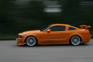 2006 Geiger Mustang GT 520