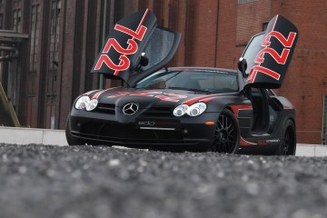 2011 Edo Compeition SLR McLaren Black Arrow