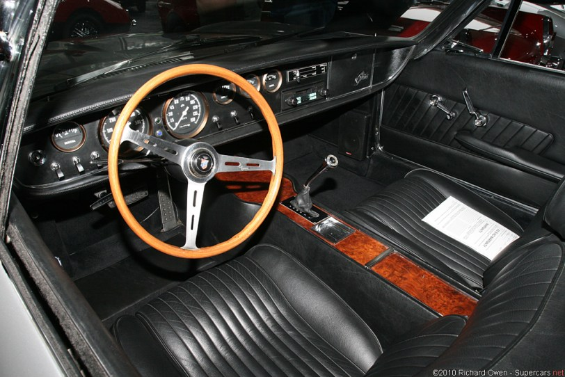 1967 Ghia 450 SS Convertible