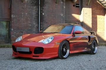 2007 Edo Competition 911 Turbo