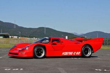 1991 Koenig-Specials C62
